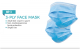 3-Ply Disposable Protective Mask